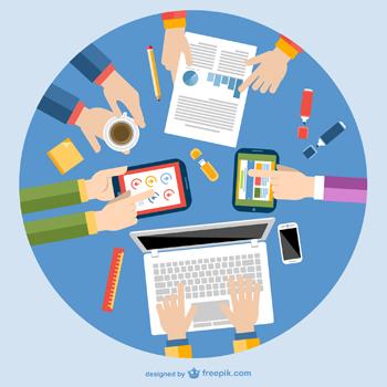 Ambiente de aprendizaje cooperativo