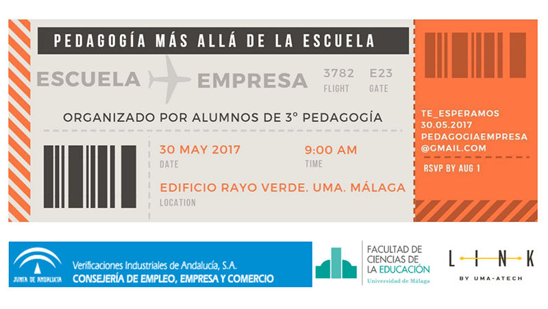II Congreso de formación y trabajo: pedagogía más allá de la escuela