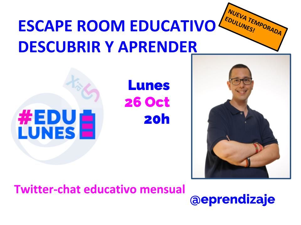 Escape room educativo